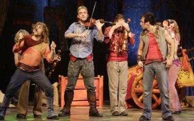 Vagabond Tales – The Violins